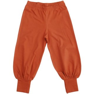 MORE THAN A FLING Baggy Pants orange