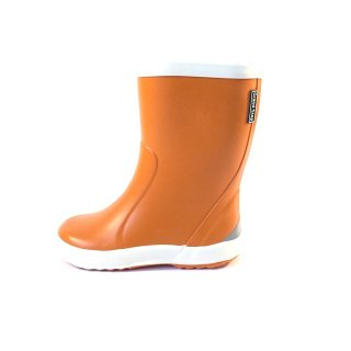 Grand Step Gummistiefel Beppo Naturkautschuk orange