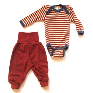 Engel Baby Hose Wolle kbT, rot