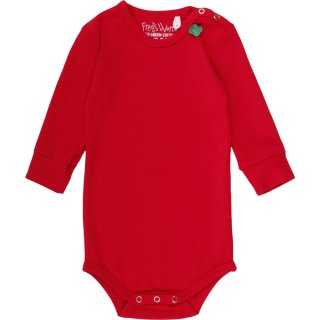 Green Cotton Body Biobaumwolle rot