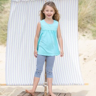 Kite Kids Leggins 3/4, gestreift