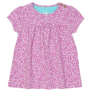 Kite Kids T-Shirt Blumen, violett