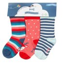 Kite Clothing Baby Socken 3er Pack, Rentier