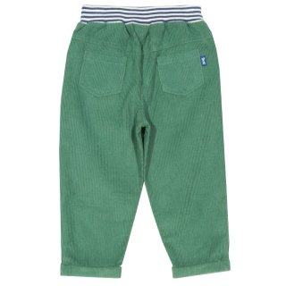 Kite Clothing Cordhose grün