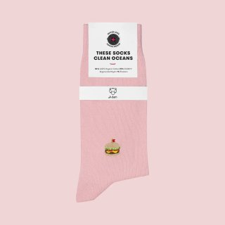 A-dam Socken Don Burger rosa