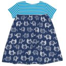 Kite Clothing Kleid Elefanten blau